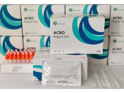 Комбиниран бърз антигенен COVID-19 и грип А+Б от назофарингеален секрет